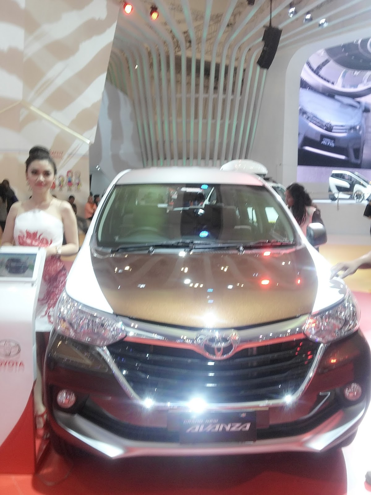 Grand New Avanza G 1.3 Spesifikasi Veloz Kredit Toyota Paling Murah Dan Terpercaya Di Jabodetabek