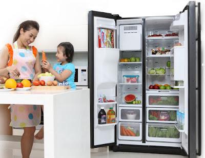 Những mẹo sử dụng tủ lạnh tiết kiệm hiệu quả