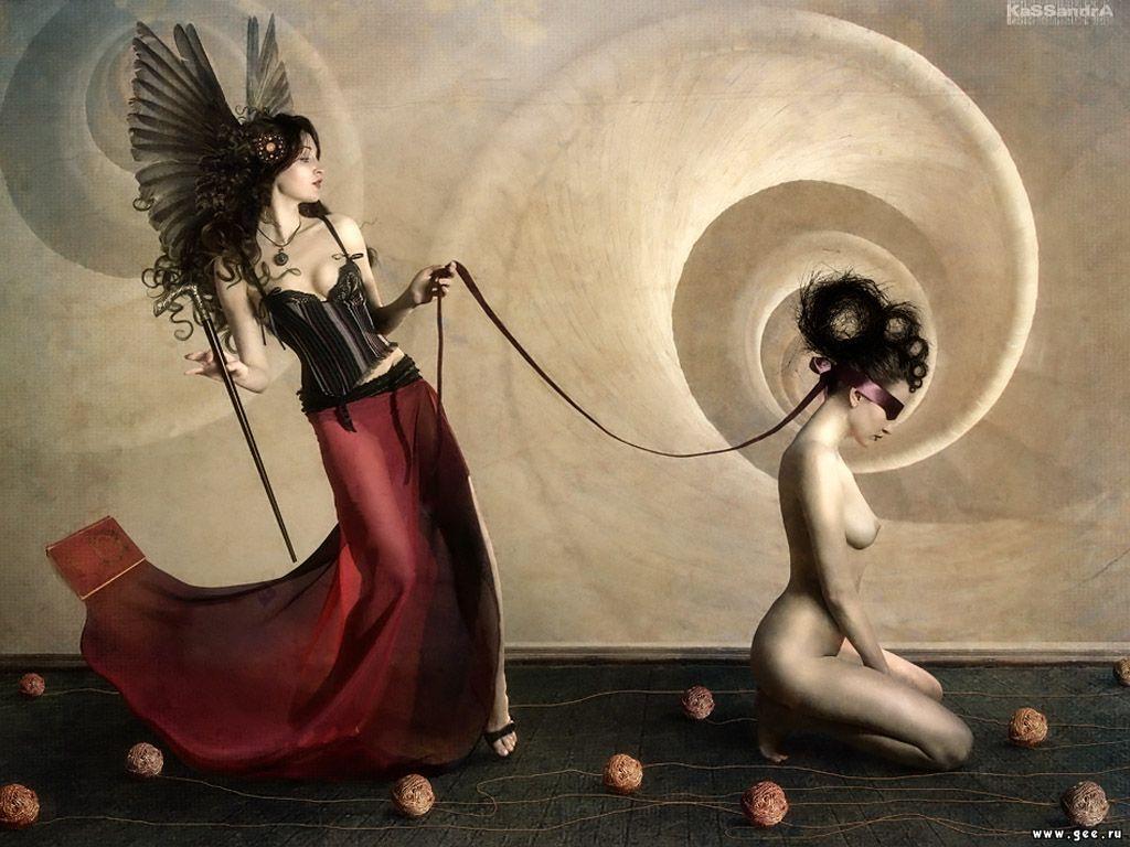 Dark angel girl nude-4920