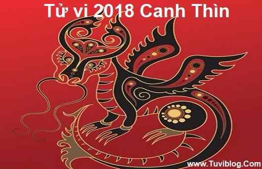 Xem tuổi Canh Thìn 2000 nữ mạng năm 2018
