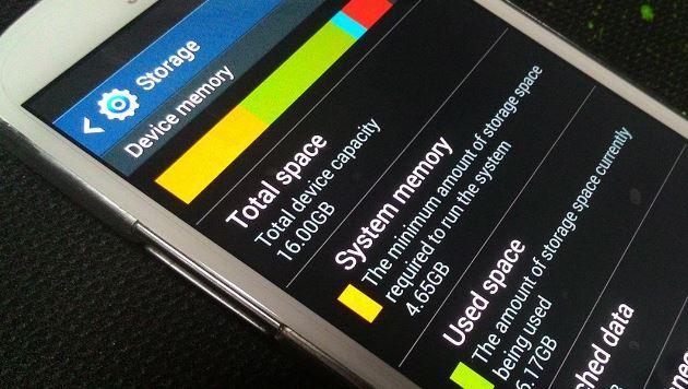 Cara Menambahkan Kapasitas Memori Internal di Android