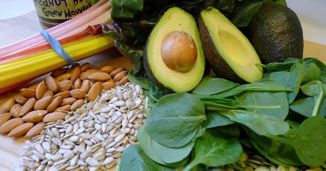 Daftar buah-buahan yang mengandung vitamin E