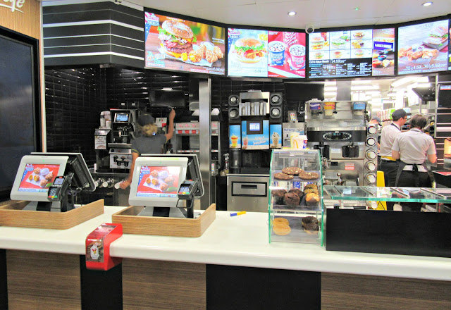 Your New McDonald's, McDonald's Huyton