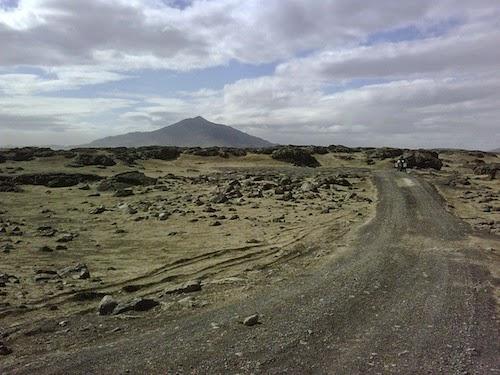 ajska desert islande