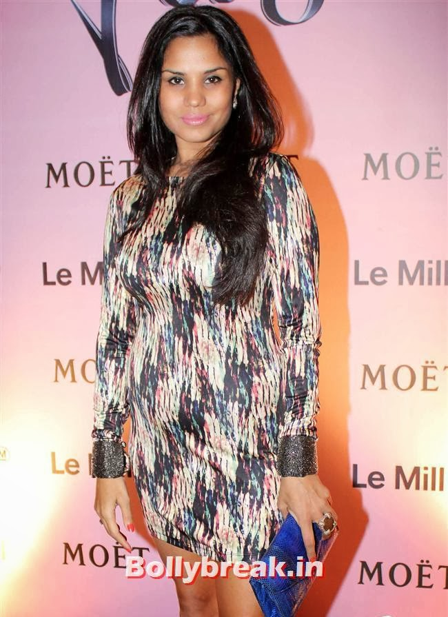 Pratima Bhatia, Celebs at Moet and Chandon Valentines Day Celebrations