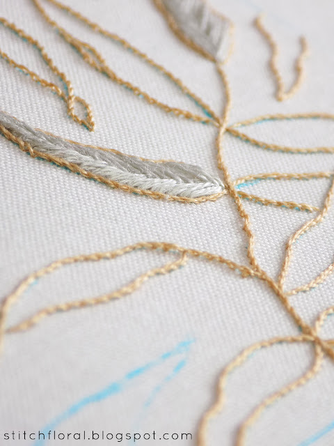 GRACE: free embroidery pattern