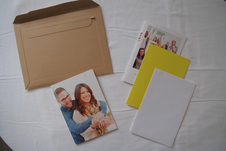 Emballage cartes Popcarte