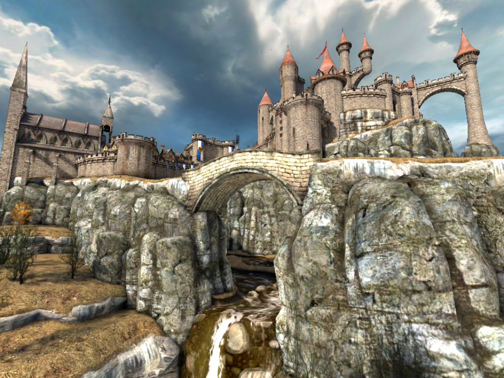 Epic Citadel (Android)