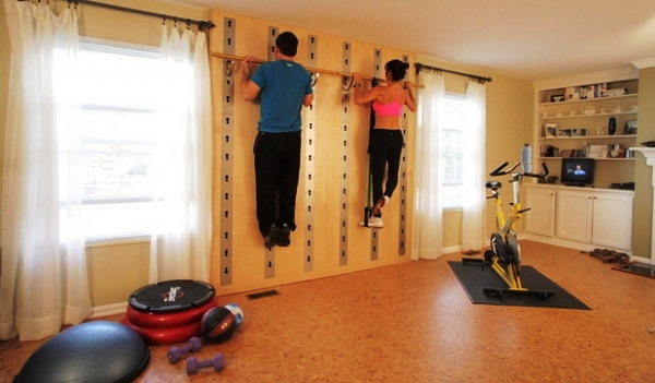 Install home gym fitness equipment and avoid high membership fee