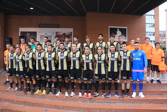 Fútbol | El nuevo Barakaldo debuta en Lasesarre en pretemporada con un partido ante el Sporting