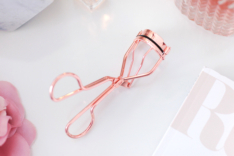 Charlotte Tilbury Life Changing Lashes Eyelash Curler Rose Gold