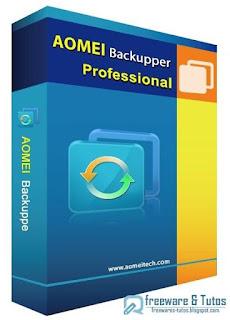 10 licences d'AOMEI Backupper Pro à gagner !