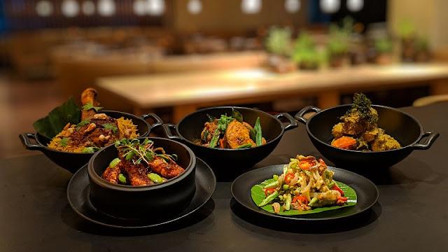 ATAS Modern Malaysian Eatery, The RuMa KL Ramadan 2019