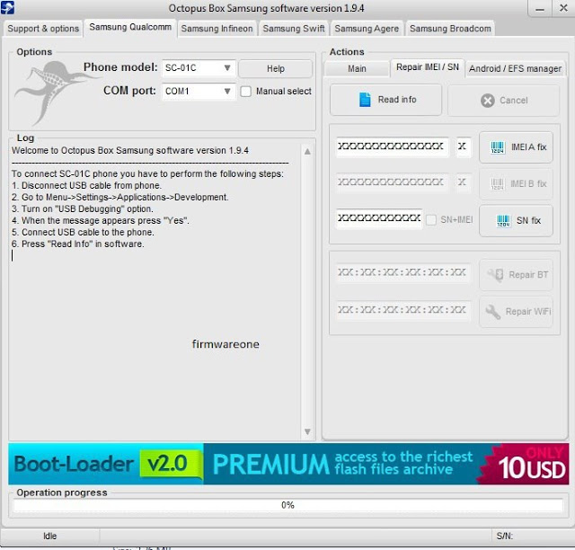 Octopus samsung tool free download | Samsung Octopus FRP