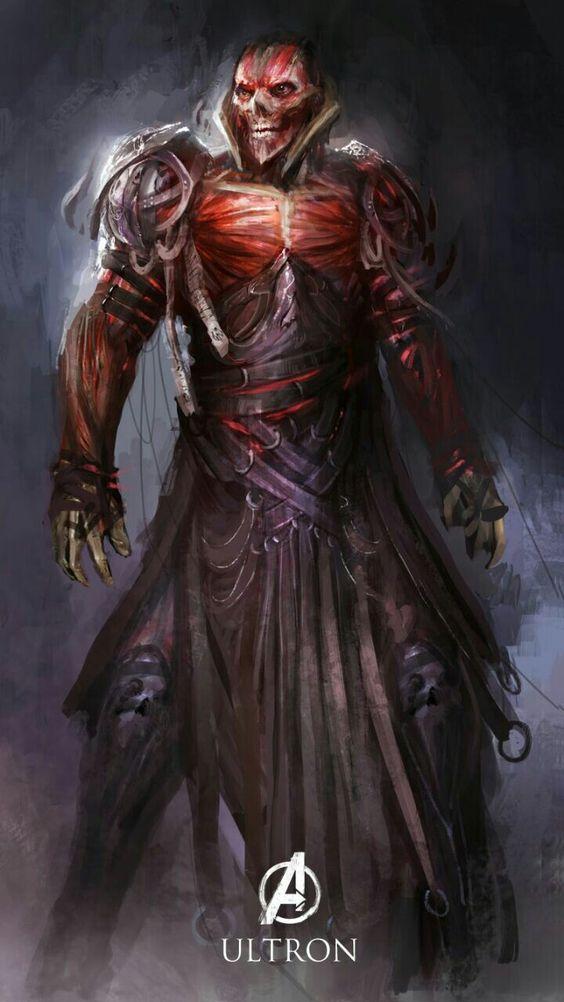 Ultron, por Yong Min Yong