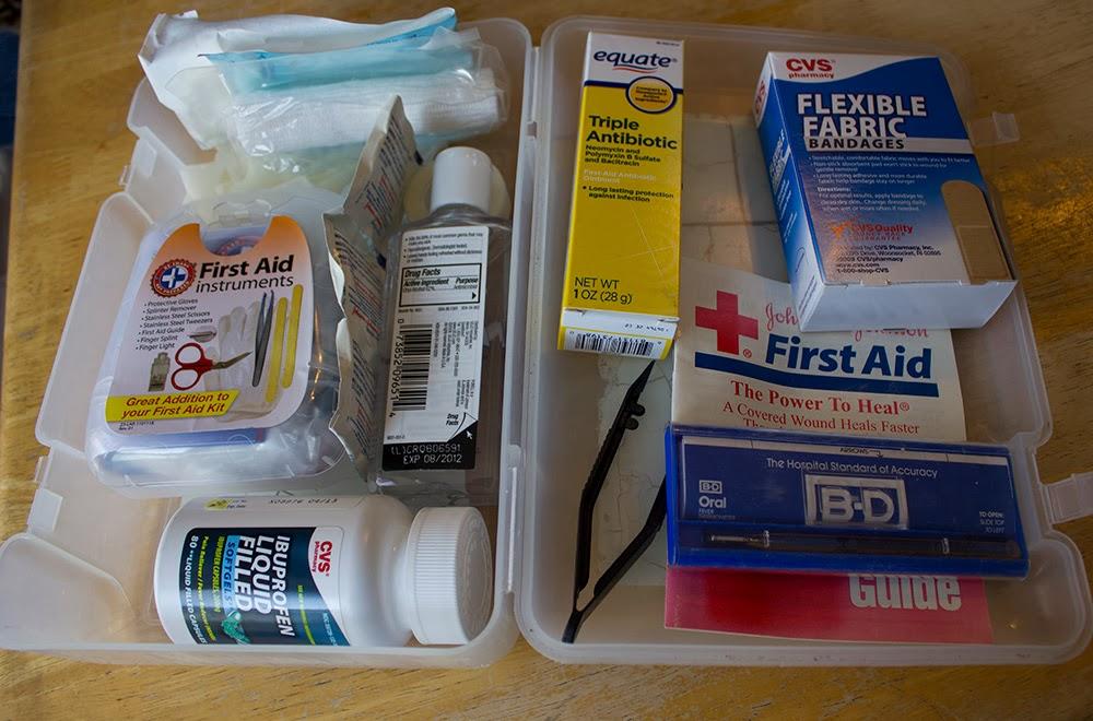 rurification first aid kits
