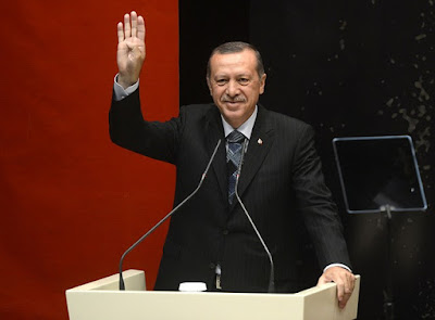 Президент Турции Реджеп Тайип Эрдоган призвал турецких граждан, живущих в Европе, иметь в семье по пять детей.