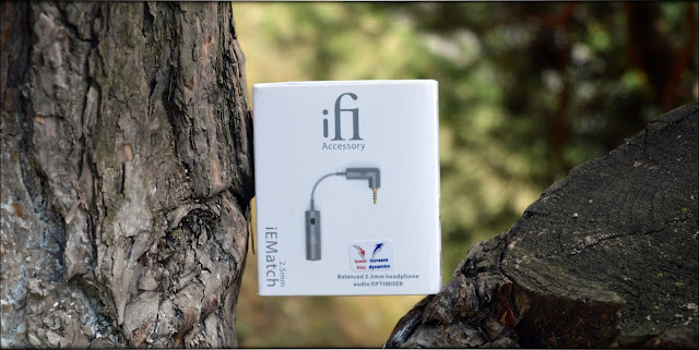 iFi iEMatch 2.5mm Review
