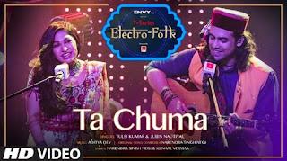 Ta Chuma Lyrics | Tulsi Kumar | Jubin Nautiyal
