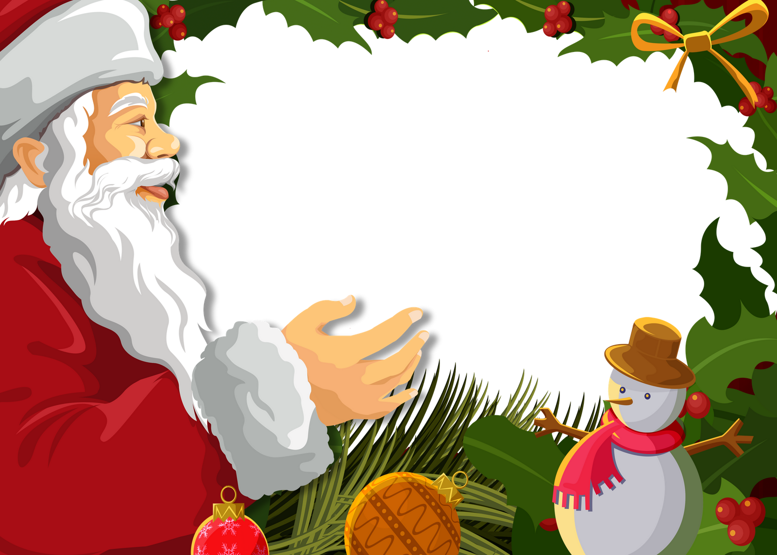 Montajes De Navidad Para Fotos Gratis