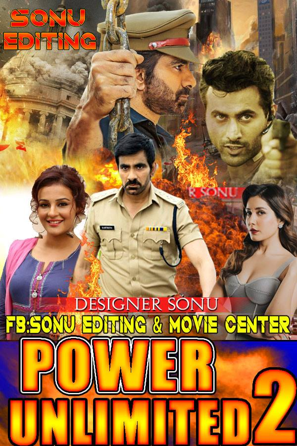 Power Unlimited 2 2018 ORG Hindi Dubbed 720p HDTVRip x264 1.4GB