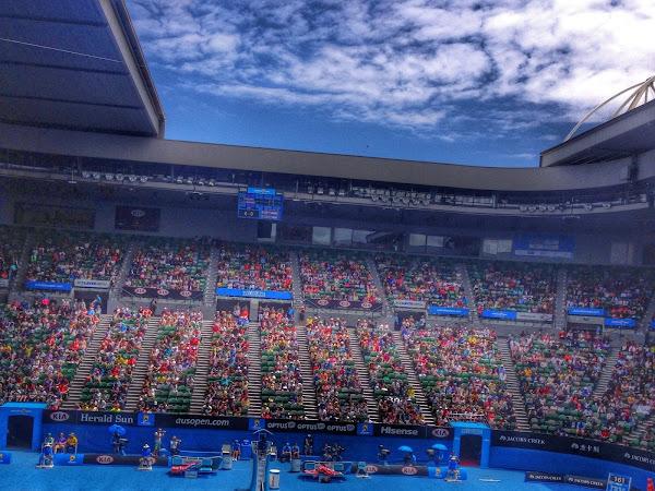 Throwback: Australian Tennis Open - January 2015
