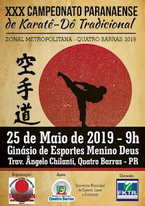 30º Campeonato Paranaense de Karate - 2ª Etapa