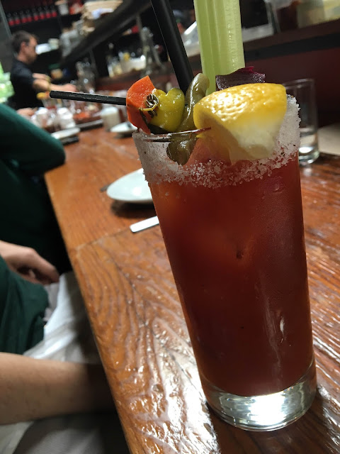 Bloody Mary at Tasty n Sons, Portland, OR | A Hoppy Medium