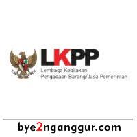 Lowongan Kerja Lembaga LKPP 2018