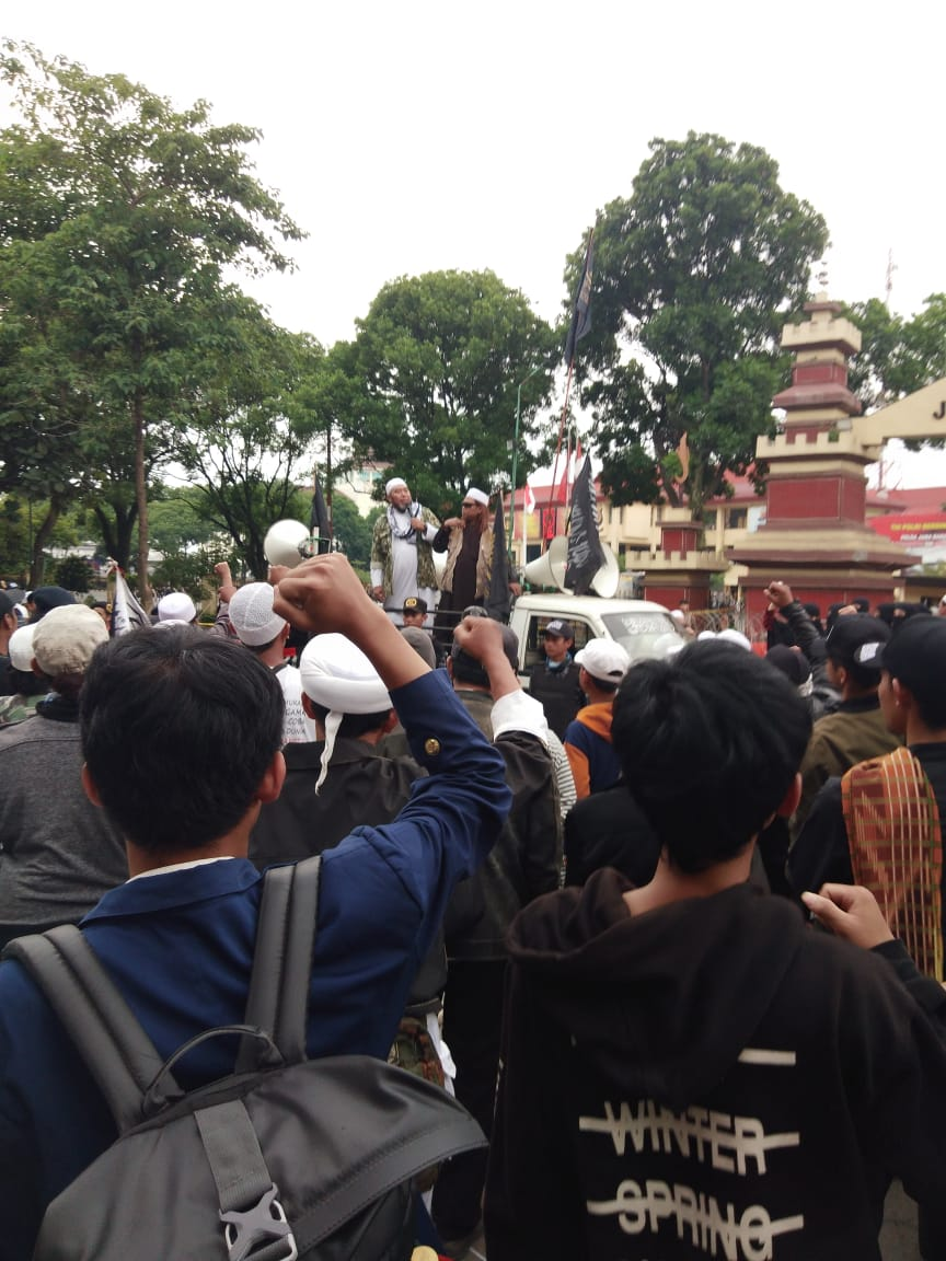 Terjadi Tadi Pagi di Bandung, Ini Bukti Cinta kepada Habib Bahar bin Smith