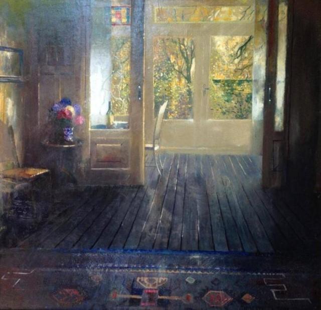 Нидерландский художник. Simeon Nijenhuis