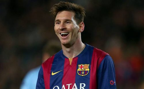 Iran Coach Cries Out For Messi's Ban