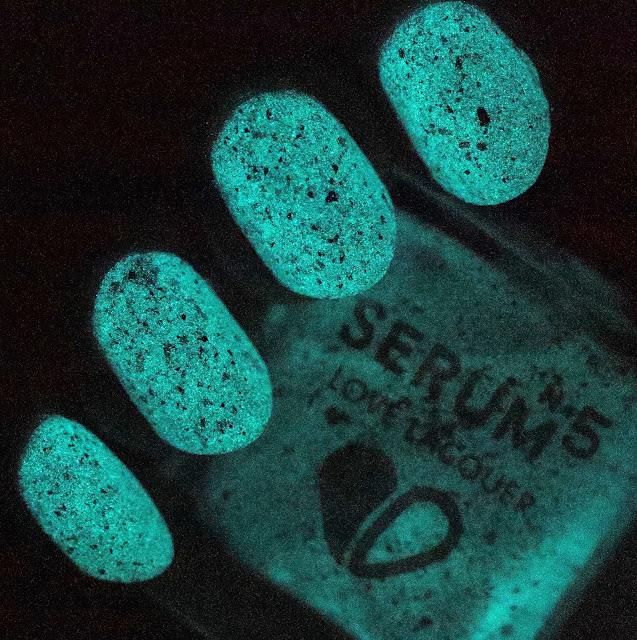 Serum No. 5 Cosmic Ray