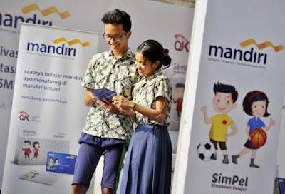 ara Membuat Rekening Dan ATM Mandiri Untuk Pelajar
