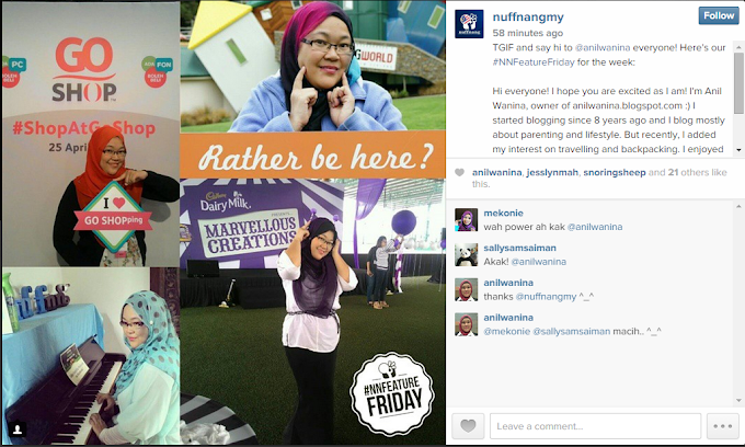 Blog Anil Wanina di #NNFeaturedFriday