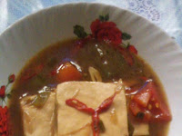 Resep Semur Tahu Sederhana ( Simple Tofu Stew Recipe )
