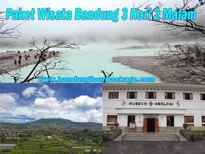 Paket Wisata Bandung 3 Hari 2 Malam