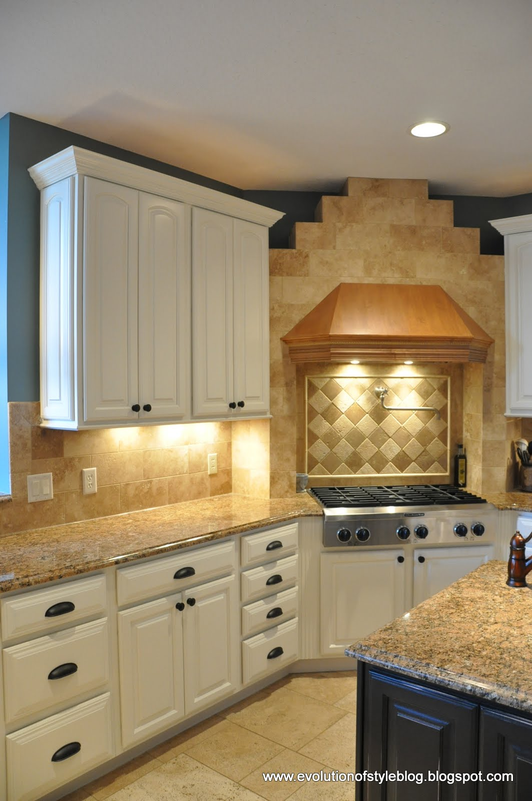 how to paint your kitchen cabinets like a professional 2186
