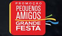 Promoção 'Pequenos Amigos Grande Festa' McDonald's: #AmizadeVence www.amizadevence.com.br