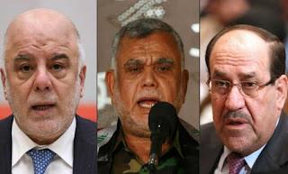 Tiga Pemimpin Syiah Iraq Bertarung Rebut Kursi Perdana Menteri
