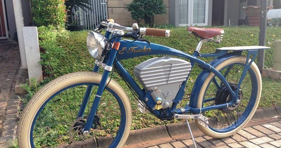 Barangkali Ada Yang Minat..Dijual Sepeda Listrik Model