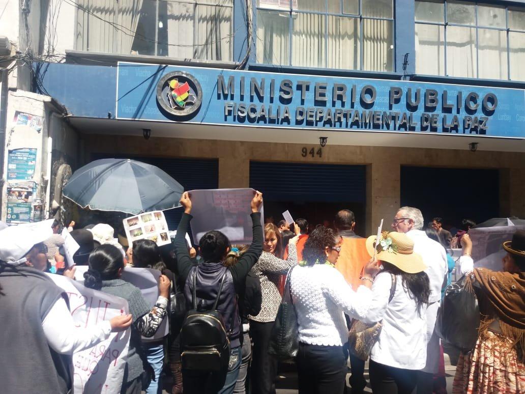 La Fiscalía se ha convertido en una instancia operadora para detener a las personas / ANF ARCHIVO