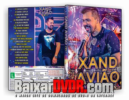 Xandy Avião (2017) DVD-R