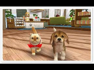 Nintendogs + Cats - Toy Poodle & New Friends 3DS CIA Gdrive