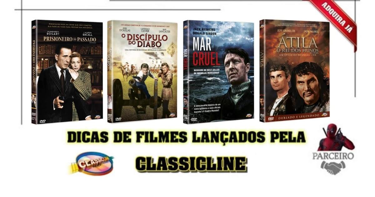 Tem Na Web - Dicas de filmes lançados pela Classicline em fevereiro