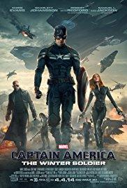 Marvel Cinematic Universe :Captain America : The Winter Soldier