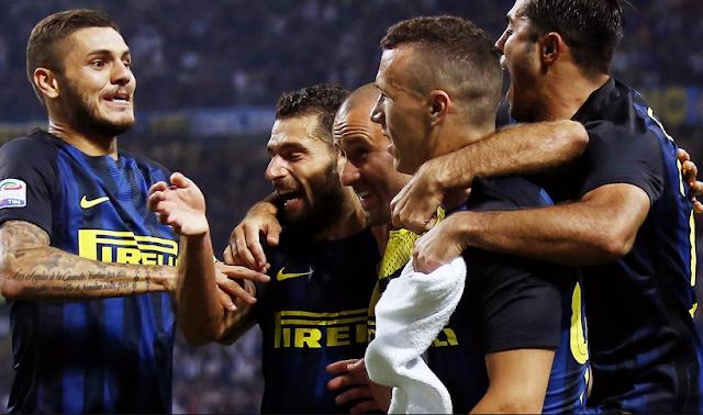 AGEN BOLA - Mauro Icardi Selalu Membawa Keberuntungan Untuk Inter Milan