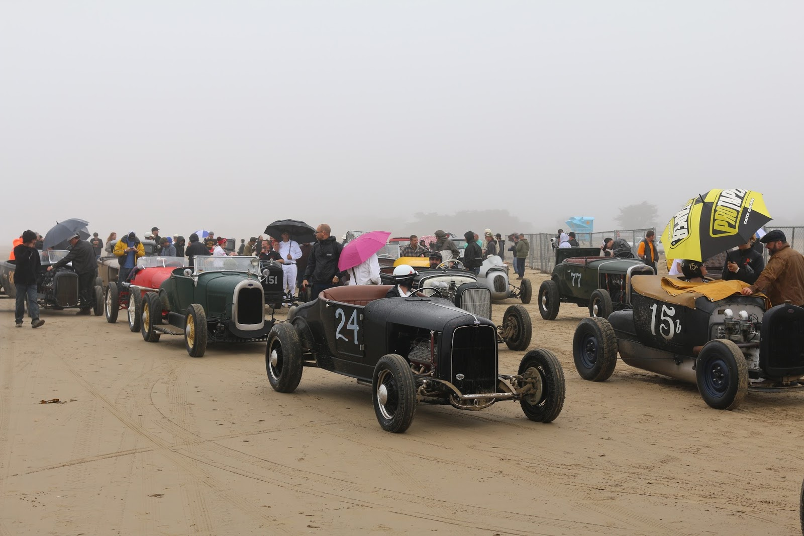 Covering Classic Cars : The Race of Gentlemen West in Grover Beach ...