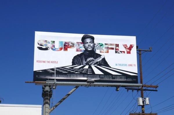 Superfly movie billboard