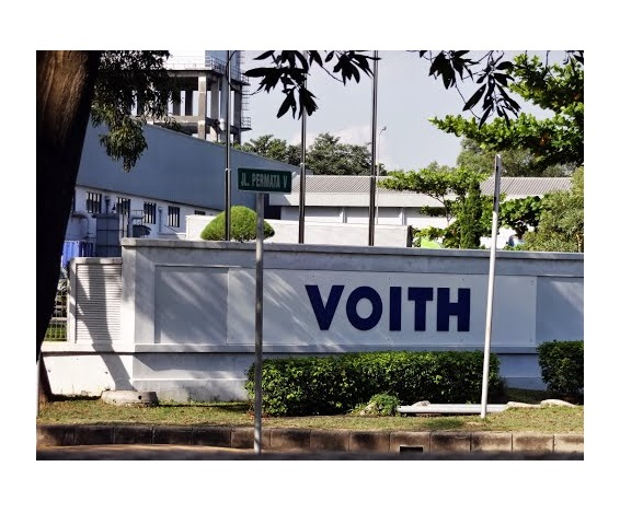 LOKER PT Voith Paper Rolls Indonesia Voith Kawasan Industri KIIC Karawang